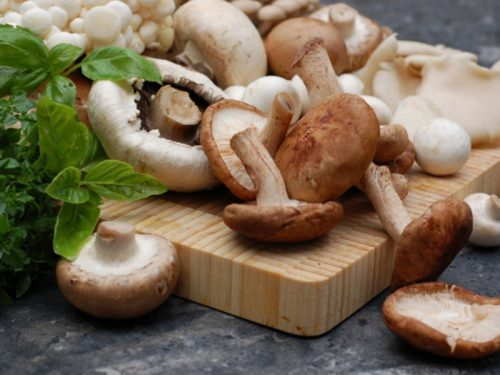 Nấm hương có chứa nhiều chất dinh dưỡng