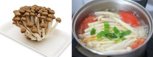 Thành phần của nấm ngọc châm có giá trị dinh dưỡng cao