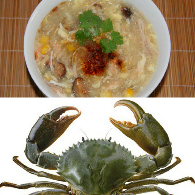 Chế biến nấm thủy tiên trắng thành súp cua