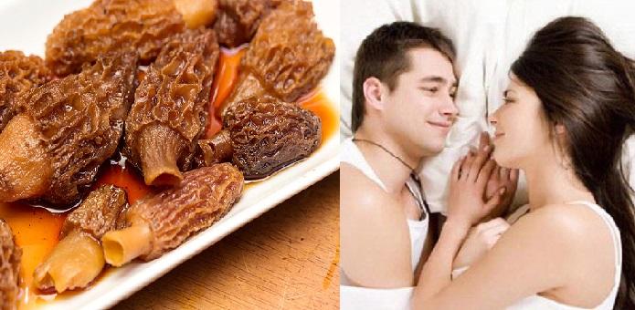 Công dụng của nấm bụng dê đối với nam giới
