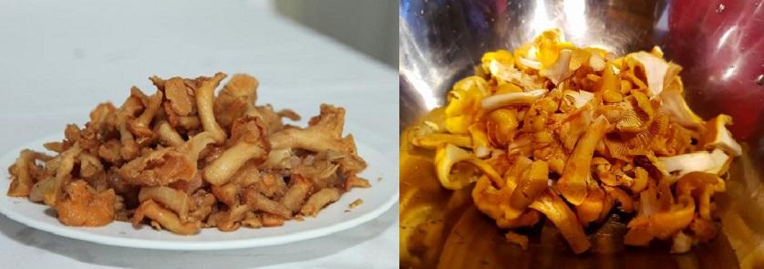 Cách chế biến nấm mỡ gà chiên giòn rất dễ làm