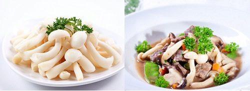 Chế biến nấm ngọc châm thành nhiều món ăn ngon và bổ dưỡng