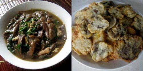 Chế biến nấm thông thành nhiều món ăn ngon