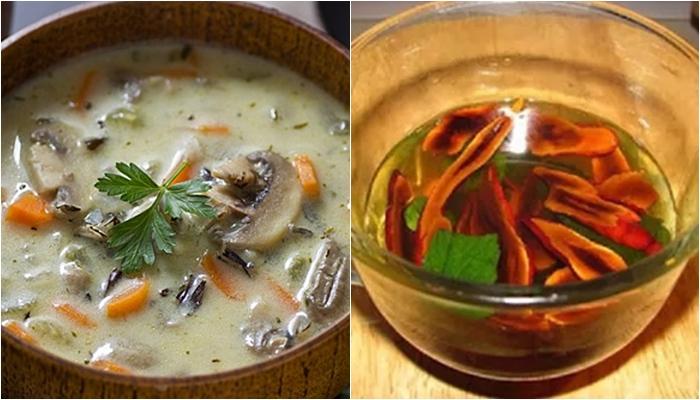 Sử dụng nấm Vân Chi để chế biến món ăn
